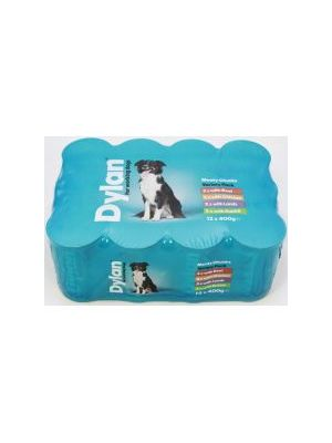 Dylan For Working Dogs Variety 12 Pack