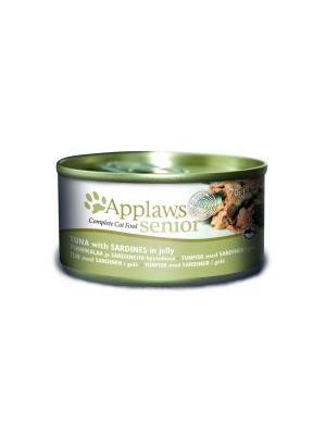 Applaws Cat Senior Tuna & Sardine