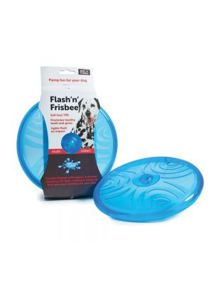 Ruff 'N' Tumble Flash 'N' Frisbee