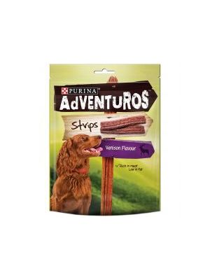 Adventurous Strips Venison