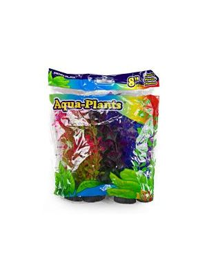 Aqua Plants Coloured Plant 6pk