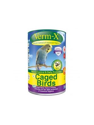 Verm-X Pellets Caged Bird