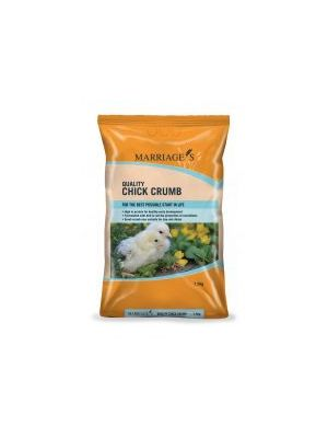 Marriages Specialist Foods Chick Crumbs