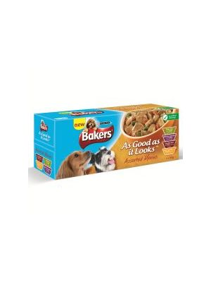 Bakers As Good As It Looks Assorted 4 Pack