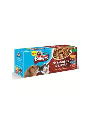 Bakers As Good As It Looks Variety 4 Pack