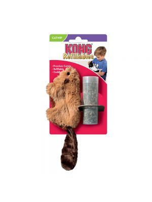 KONG Cat Beaver Refillable