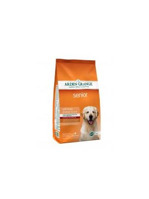Arden Grange Dog Senior Chicken & Rice