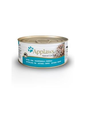 Applaws Cat Kitten Tuna (Pack of 24 x 70g)