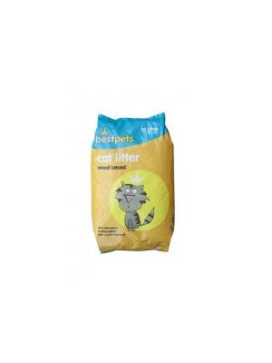 Bestpets Cat Litter Wood