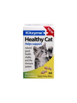 Kitzyme Healthy Cat Tablets