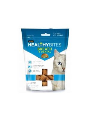 VETIQ Breath & Dental Cat Treats