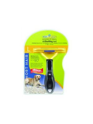 FURminator de-Shedding tool for Large Breed Dogs with Short hair
