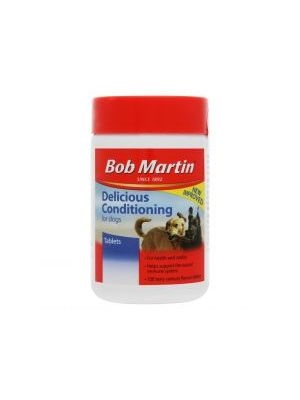 Bob Martin Delicious Conditioning Tablet Dog
