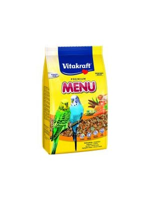 Vitakraft Budgie Menu