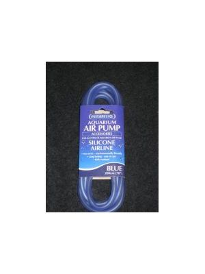 Interpet Blue Silicone Airline