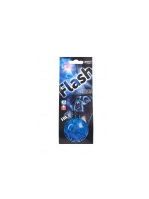 Flash Ball TPR LED Squeaky