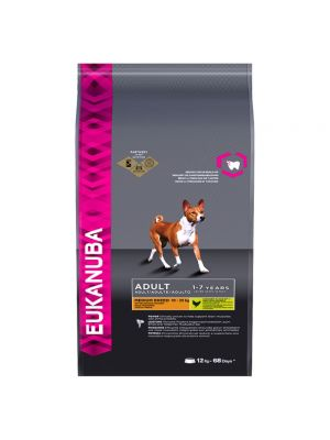 Eukanuba Adult 1-7 Years Medium Breed