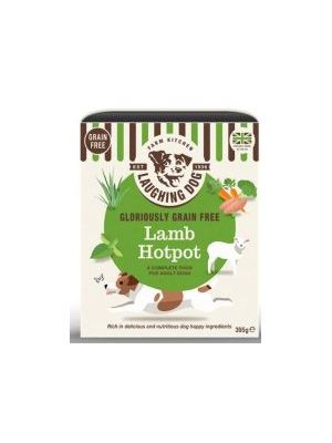 Laughing Dog Grain Free Lamb Hotpot
