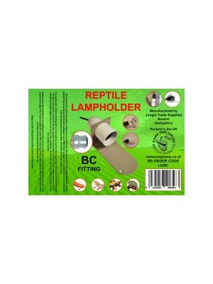 Jungle Trade Supplies Reptile Lamp Holder Bc