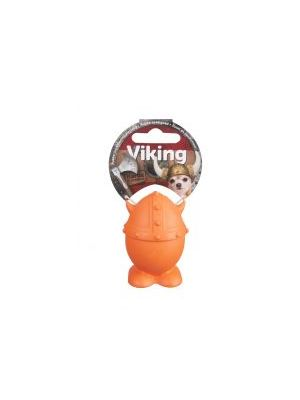 Rubber Viking Toy