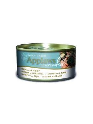Applaws Cat Tin Sardine & Trout