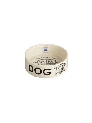 Mason Cash Coat of Arms Dog Bowl