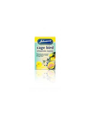 Johnsons Cage Bird Vitamin Tonic