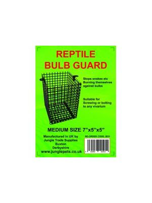 Jungle Trade Supplies Reptile Mesh Bulb Guard