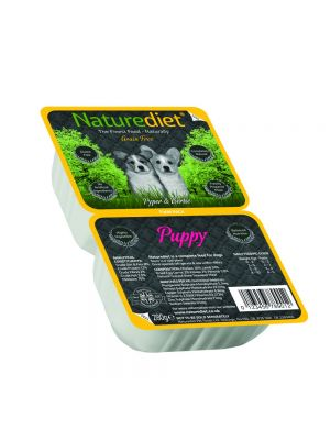 Naturediet Grain Free Puppy Twin Pk