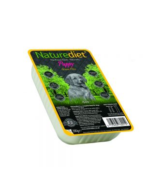 Naturediet Grain Free Puppy