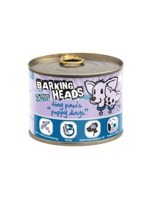 Barking Heads Tiny Paws Salmon