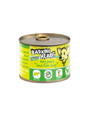 Barking Heads Tiny Paws Bad Hair