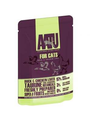AATU Cat Duck, Chicken & Liver