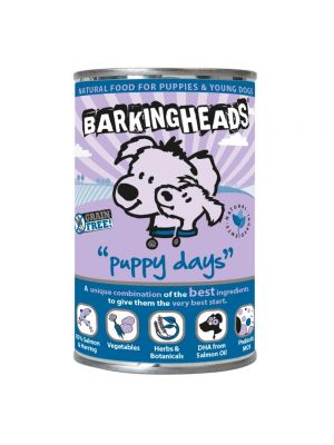 Barking Heads Puppy Days Salmon