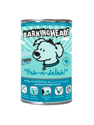 Barking Heads Fish N Delish