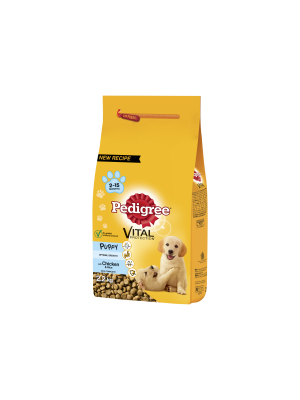 Pedigree Complete Puppy Medium Chicken&rice