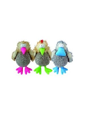 Hem & Boo Bright Birds Dog Toy