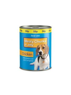 Bestone Dog Food Chicken 59p