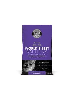 World's Best Cat Litter Lavander