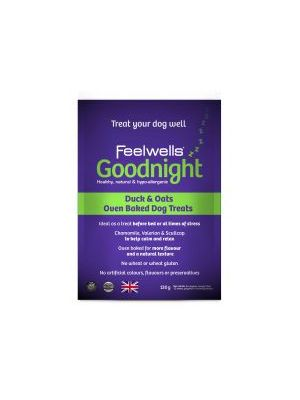 Feelwells Goodnight Dog Treats
