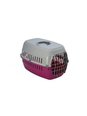 Pet Carrier Road Runner 2 Hot Pink