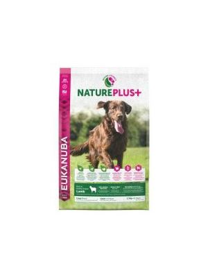 Eukanuba Nature Plus+ Adult Large Breed Rich in freshly frozen Lamb 2.3kg