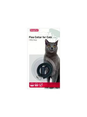 Beaphar Cat Flea Collar Plastic