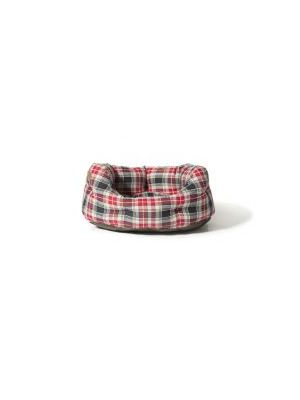 Danish Design Lumberjack Red / Grey Slumber Bed