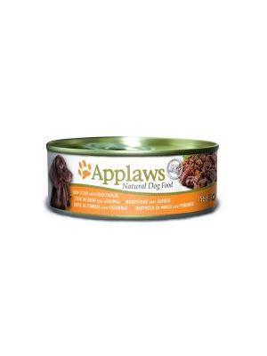 Applaws Dog Beef Steak&vegetable