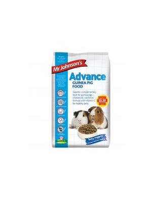 Mr Johnson's Advance Guinea Pig Price Marked £3.25