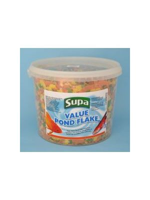 Supa Value Pond Flake