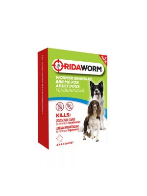 Ridaworm Dog Granules