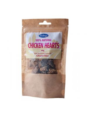 Hollings Natural Chicken Hearts