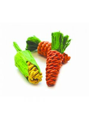 Critters Choice Sisal Carrot & Corn